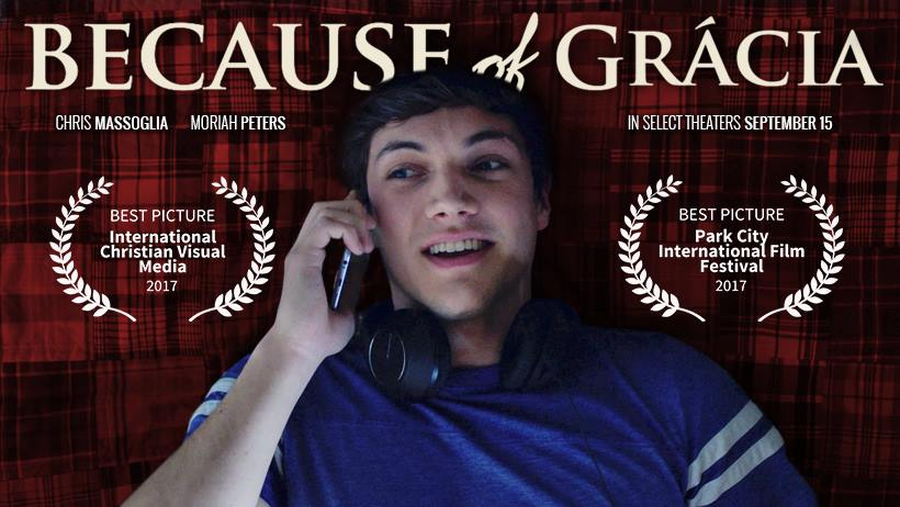 Because of Gracia – Pop Up Theater Screening